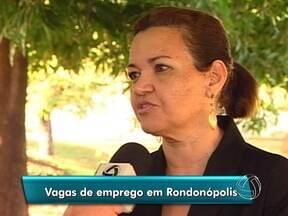 Secretaria Municipal de Saúde abre oportunidades de trabalho em Rondonópolis - Oportunidade de emprego em Rondonópolis, a Secretaria Municipal de Saúde abriu inscrições para o processo seletivo.