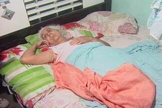 Filha é acusada de agredir mãe de 77 anos de idade em Fagundes, Paraíba - Mulher foi presa em flagrante pela Polícia.
