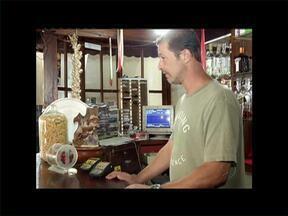 Comerciantes de Visconde de Mauá, no RJ, temem prejuízos por problemas na telefonia - Preocupação é ainda maior com a chegada da alta temporada.