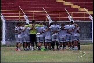 Aracruz se prepara para enfrentar a Desportiva na final do Capixabão - Treinador falou sobre desempenho do time.