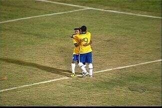 Seleção brasileira sub-20 vence Aracruz em amistoso no ES - Time do Norte do ES perdeu por 4x0.