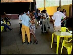 Atividades marcam o a luta antimanicomial em Araxá, MG - Pacientes da Casa do Caminho participaram de uma festa com familiares e funcionários da instituição.