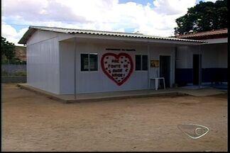 Escola no interior de Linhares é considerada a pior pela Secretaria de Educação do ES - Escola está localizada no Patrimônio de Humaitá.