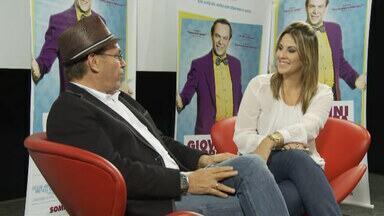 Confira a entrevista com ator José Wilker - José Wilker bateu um papo com a apresentadora Jessica Leão sobre o filme Giovanni Improtta, que o ator estrela e dirige.