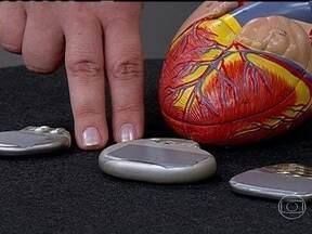 Cada tipo de marca-passo tem uma indicação diferente - Insuficiência cardíaca é a perda da força de contração do músculo do coração. Normalmente o susto leva a um aumento da frequência cardíaca sem maiores consequências.