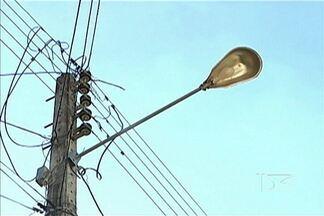 Em Timon, os moradores do bairro Cidade Nova reclamam da falta de iluminação pública - Em Timon, os moradores do bairro Cidade Nova reclamam da falta de iluminação pública. Com a escuridão tomando conta das ruas, a população se sente insegurança.