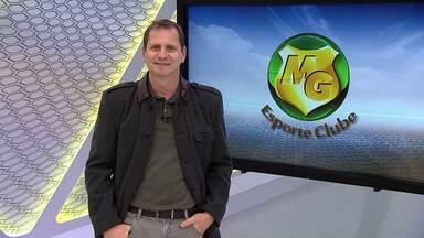 Bob Faria apresenta os destaques do MG Esporte Clube - Neste domingo, o MG Esporte Clube vai trazer todas as novidades dos clubes mineiros na estreia do Campeonato Brasileiro de 2013.