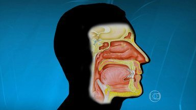 Doenças respiratórias podem aparecer na época de tempo frio - A rinite e a sinusite são algumas das doenças que atingem a população.