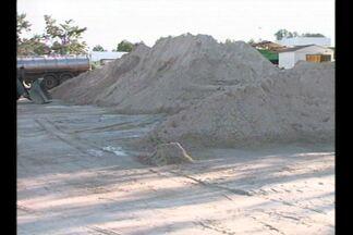 Proibição da extração de areia do Rio Jacuí já afeta a região noroeste - Distribuidoras de Cruz Alta, já se preocupam com a falta da matéria-prima.