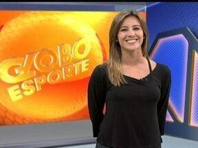 Globo Esporte destaca a emoção de Neymar e as notícias da Seleção Brasileira - Globo Esporte destaca a emoção de Neymar e notícias da Seleção Brasileira