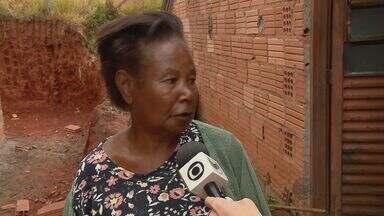 Invasão de escorpiões preocupa moradores de bairro em Lavras (MG) - Invasão de escorpiões preocupa moradores de bairro em Lavras (MG)