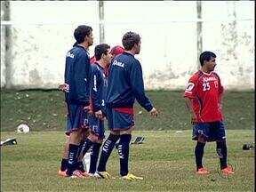 Paraná recebe o São Caetano no Boqueirão - O time quer mais um bom resultado pela série B do Campeonato Brasileiro.