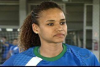Seleção Brasileira de Handebol feminino enfrenta time da Áustria em Vitória - Uma das jogadoras da seleção foi criada em Vila Velha.