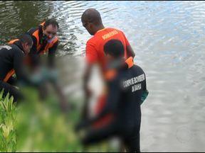 Operário das obras da Arena Fonte Nova morre afogado no Dique do Tororó - Segundo testemunhas, o homem entrou na água para pegar uma bola e não conseguiu retornar.
