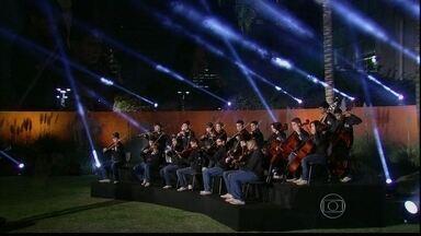 Musical de encerramento com a Orquestra Maré do Amanhã - Musical de encerramento com a Orquestra Maré do Amanhã