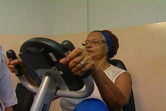 Cuidados durante toda a vida garantem uma velhice saudável - Para chegar aos 60, 70, 80 anos de idade com saúde e disposição, é preciso cuidado diário.