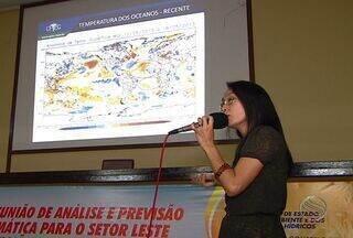 Metereologista se reuniram em Aracaju - Metereologista se reuniram em Aracaju e avaliaram as chuvas para os próximos meses.
