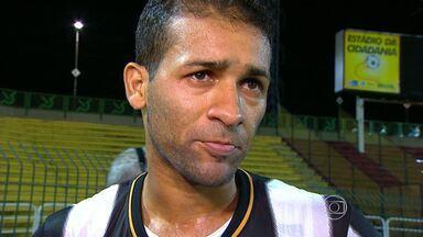 Atlético-MG perde para o Vasco e ocupa último lugar na taleba de classificação - Time mineiro completa sexto jogo sem vencer. Partida contra a equipe do Rio de Janeiro foi em Volta Redonda.