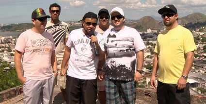 Em Movimento: Cidade do Reggae - Conheça a banda Cidade do Reggae, de Vitória.
