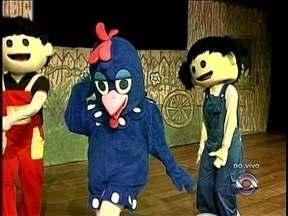 Musical da Galinha Pintadinha é opção para as crianças no fim de semana - Musical da Galinha Pintadinha é opção para as crianças no fim de semana.
