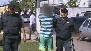 Adolescente é apreedido após roubar celular na Zona Centro-Sul de Manaus - Ele teria roubado o telefone de uma jovem no Parque Ponte dos Bilhares, segundo a polícia