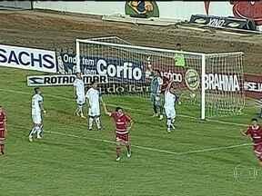 Chapecoense vence o ABC-RN e América-RN fica no empate com o Guaratinguetá - Jogos foram válidos pela 5ª rodada da Série B do Campeonato Brasileiro.