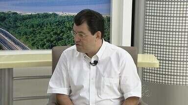 Amazonas TV entrevista o senador Eduardo Braga - Em entrevista, o líder do governo no senado Eduardo Braga fala sobre assuntos nacionais e de interesse do Amazonas.