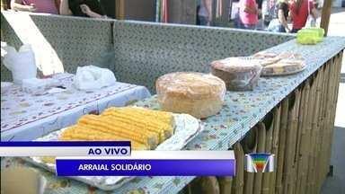 Santuário Nacional de Aparecida (SP) faz festa junina beneficente - Ingressos custam R$ 5; atrações serão oferecidas em dois fins de semana.
