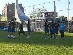 Grêmio enfrenta o Atlético-MG pelo Campeonato Brasileiro - Grêmio viaja neste sábado (8) para Minas Gerais.