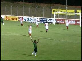 Em Nova Serrana, América-MG vence Oeste, de São Paulo, pela Série B por 4 a 3 - Na terça-feira, Coelho enfrenta o Avaí