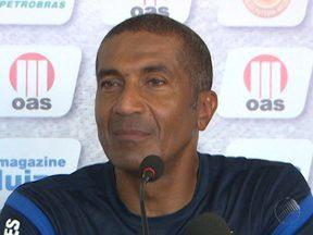 Técnico do Bahia enfrenta seu ex-clube pela primeira vez na carreira de treinador - Cristóvão Borges agora comanda o Bahia que ,se vencer, pode até chegar na liderança do Brasileirão.