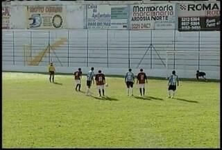 Montes Claros venceu o amistoso contra time amador do Norte de Minas - Jogo foi um preparativo para o campeonato mineiro da segunda divisão.