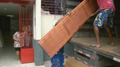 Moradores de conjunto residencial interditado no Recife vivem drama - Crea alerta para cuidados na hora de comprar um imóvel.