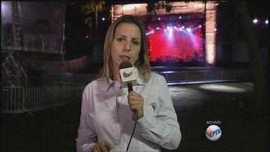 Gilberto Gil realiza show em Ribeirão Preto, SP - Cantor se apresenta neste sábado (8) na 13ª Feira Nacional do Livro de Ribeirão.