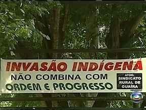 Relatório afirma que terras que Funai queria ver demarcadas não têm nenhum índio - Um relatório da Embrapa mostra que terras que a Funai quer demarcar no Paraná não são ocupadas por índios. Depois que o documento ficou pronto o governo federal mudou as regras para novas demarcações.