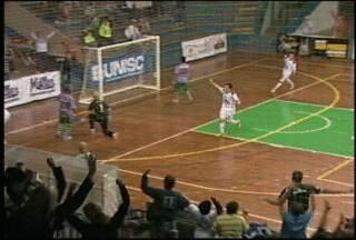 Assaf vence Bento Futsal pela Sério Ouro do Estadual - Equipe de Santa Cruz busca a reação na competição.