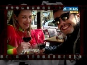 Que lindo! Confira fotos românticas de famosos - Luana Piovani e marido mandam foto especial para o programa
