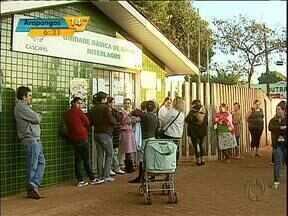 Espera se repete em Pronto Atendimento de Cascavel - A Secretaria de Saúde diz que está tentando contratar médicos