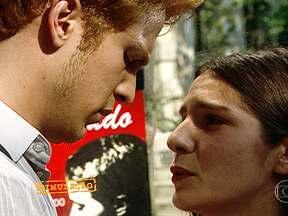 Reconhece? Mateus Solano já apareceu ruivo na telinha da Globo em 2003 - Ator conta como a família sempre o incentivou na carreira de ator