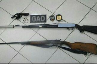 Seis são presos em ação conjunta em Ibatiba, Sul do ES - Operação aconteceu entre as polícias Militar e Civil. Foram cumpridos mandados de busca e apreensão e prisão temporária.