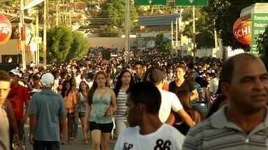 Barbalha homenageia Santo Antônio - Em junho a cidade se transforma em um grande arraial