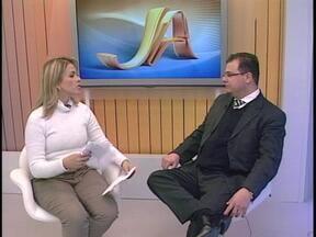 Promotor público de São José do Norte, RS, participa do Jornal do Almoço - Ele fala sobre a paralisação na travessia da balsa entre Rio Grande e São José do Norte, RS.