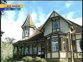 Serra gaúcha é um dos destinos preferidos do inverno - Turismo aumenta na região durante a época do ano.