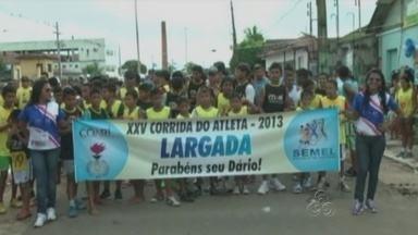 Coari festeja mais uma edição da corrida do Atleta - Evento reuniu milhares de pessoas na cidade amazonense