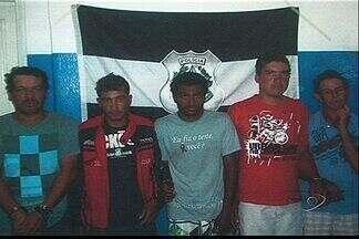 Operação 'São João' prende 85 pessoas no interior do ES - Policiais agiram em 73 municípios do Espírito Santo.Ação cumpriu mandados de busca e apreensão por tráfico e homicídios.