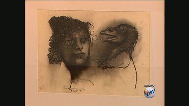 Artista plástico Marcelo Grassmann morre em São Paulo, SP - Homem de 88 anos sofreu falência múltipla de órgãos.