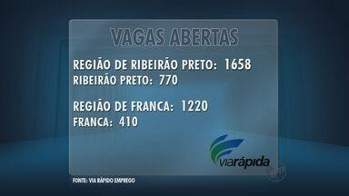 Programa abre vagas para cursos gratuitos na região de Ribeirão, SP - Interessados podem se qualificar para nova profissão em três meses.