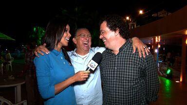 Se Liga VM - PGM 158 - Bloco 02 - Niara conversa com a galera do esporte da Globo e Dan acompanha festival Arraiá do Ceará