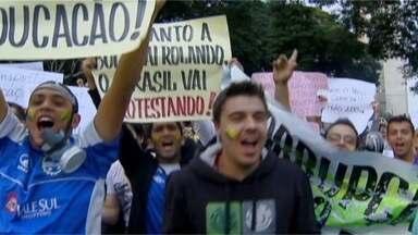 Vanguarda Mix - Protesto - Vanguarda Mix - Protesto