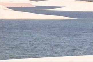 """""""Rota das Emoções"""" deve receber mais investimentos - Novos investimentos devem ampliar o número de empreendimentos nos municípios que fazem parte da """"Rota das Emoções"""", um roteiro turístico que vai do Maranhão ao Ceará."""